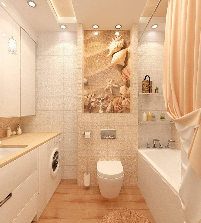 Дизайн ванной комнаты: современные идеи, фото 2020 года