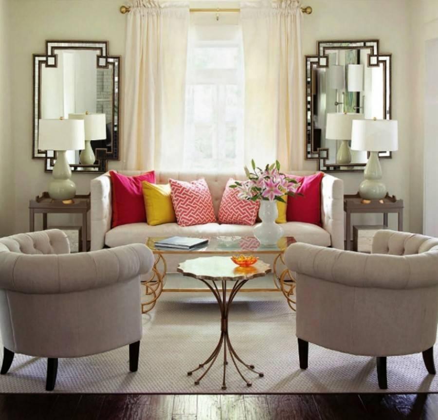 Маленькая гостиная: 85 фото красивых стильных сочетаний и варианты дизайна