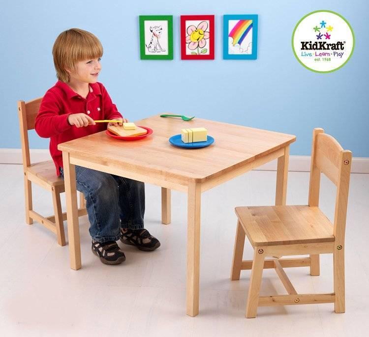 Детский столик своими руками: чертежи, схемы, технология производства и подбор материалов (110 фото)