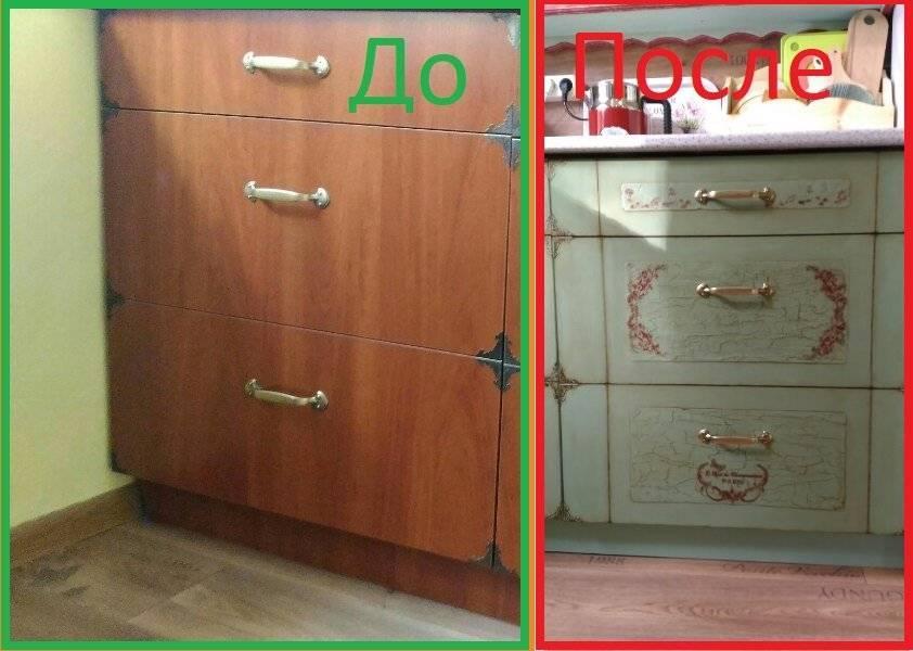 Правильная покраска мебели из массива или дсп