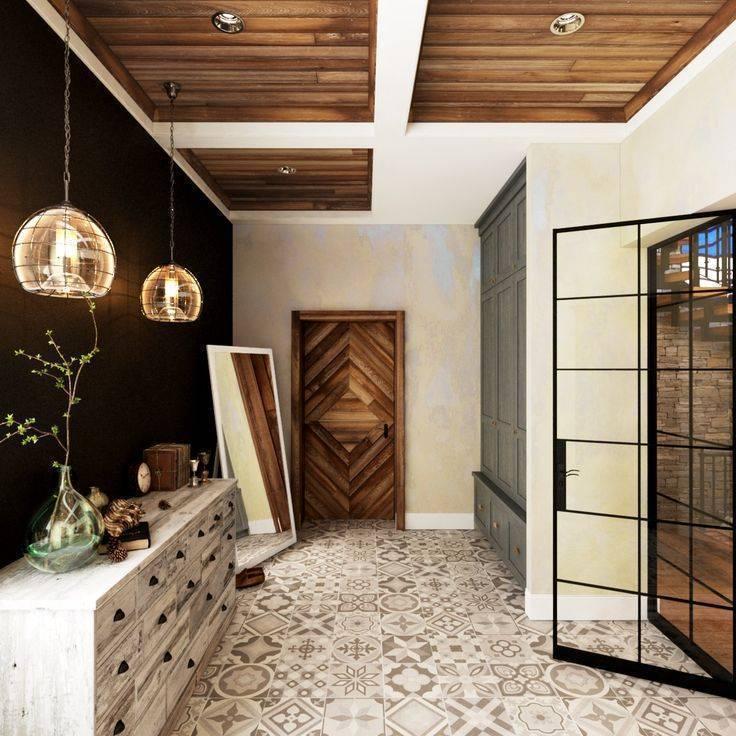 Дизайн холла в доме: особенности оформления проходной комнаты
