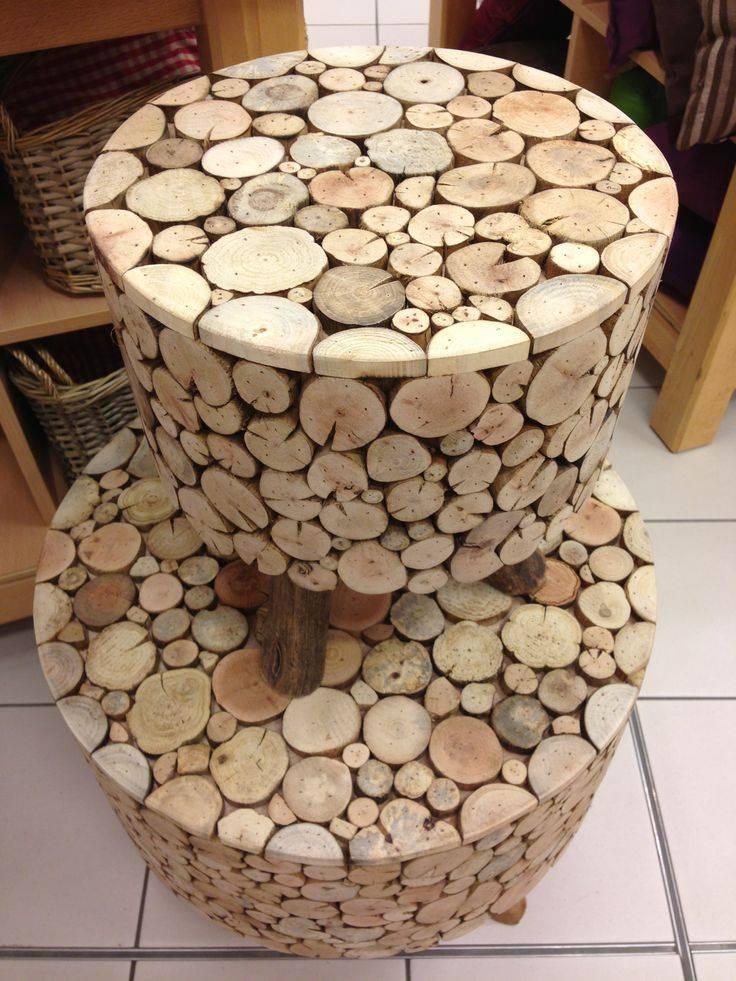 Интересные поделки из спилов дерева для изготовления своими руками в 2019 году