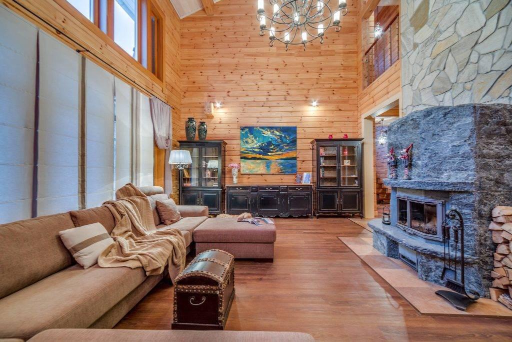 Дизайн интерьера дома: этапы оформления, стили и 35 фото
