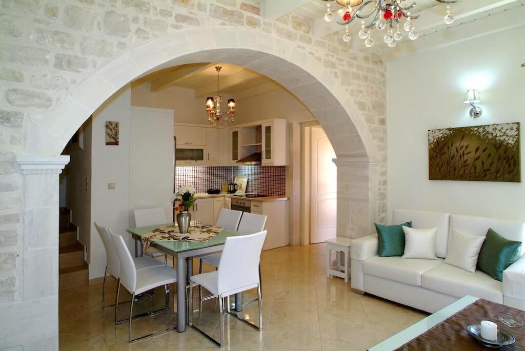 Арка в интерьере кухни, варианты дизайна с фото
