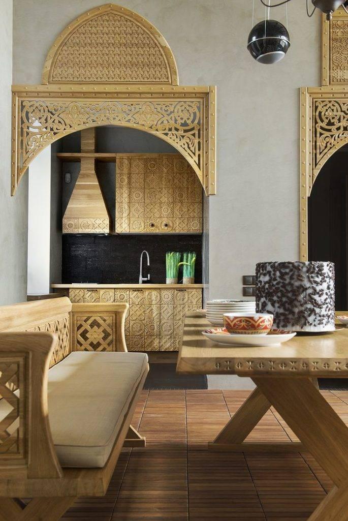 Марокканский стиль в дизайне интерьера. происхождение, особенности и идеи воплощения марокканского стиля в дизайне - автор екатерина данилова - журнал женское мнение