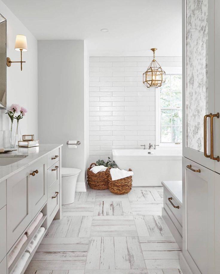 Ванная шебби шик: фото и видео стиля шебби шик в интерьере ванной