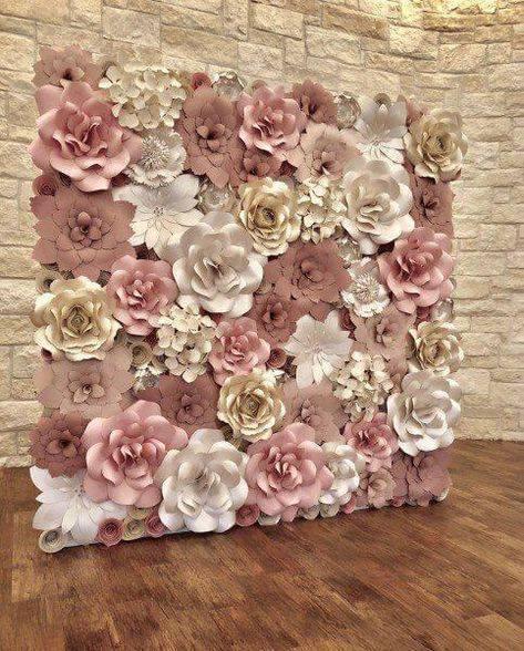 Цветы из гофрированной бумаги своими руками. мастер классы, пошаговые инструкции + 500 фото