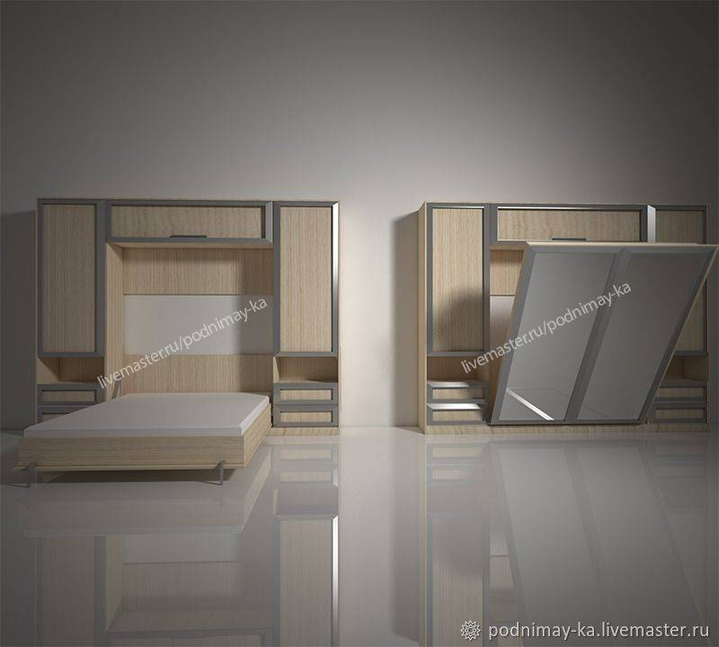 Мебель-трансформер: 10 лучших вариантов для малогабаритки