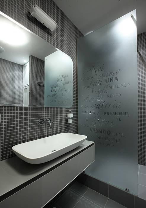Стильно, современно, лаконично – ванная в стиле хай-тек