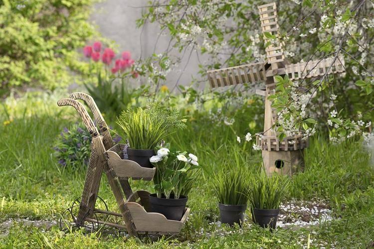 Кованые изделия — украшаем сад