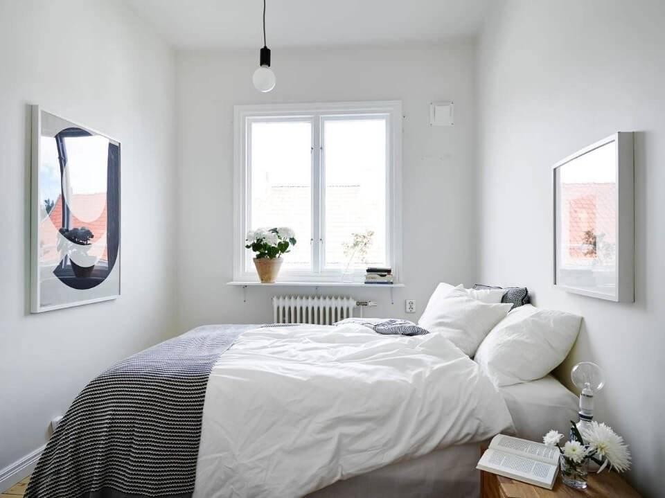 40 решений для спальни на 9 кв. м
