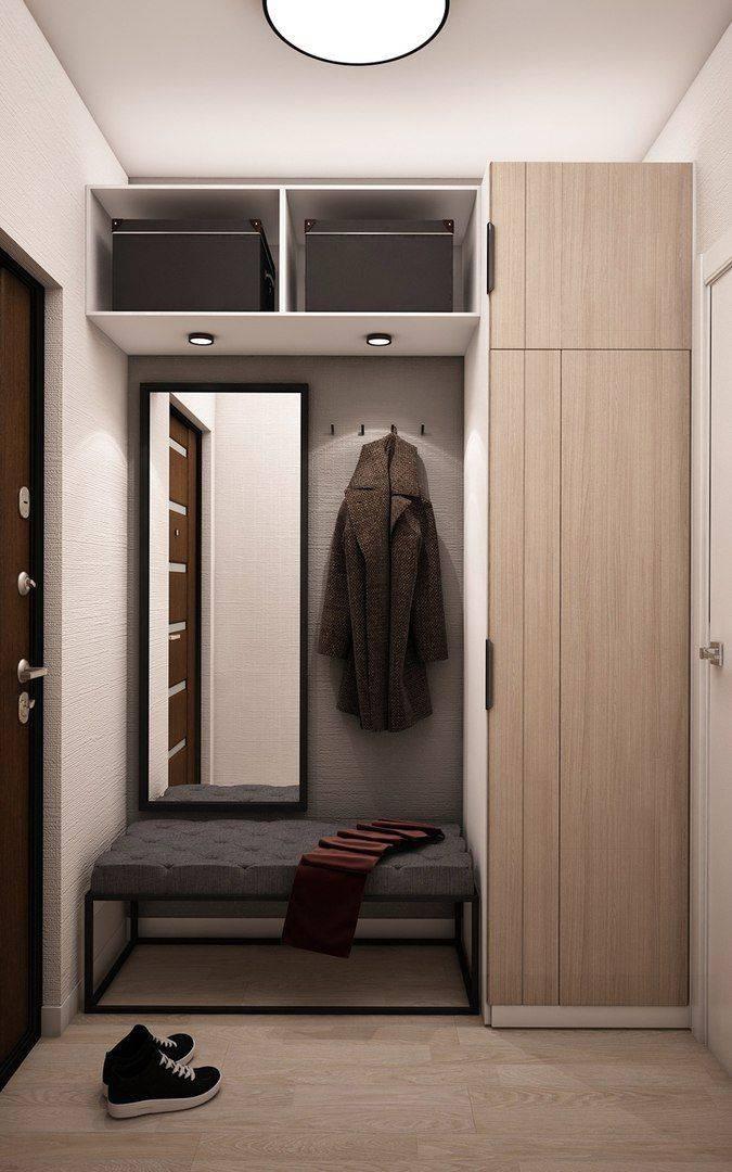 Оформление интерьера коридора в квартире панельного дома: 3 рекомендации