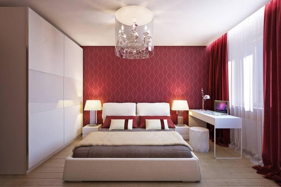 Каким должен быть дизайн спальни 11 кв. м.