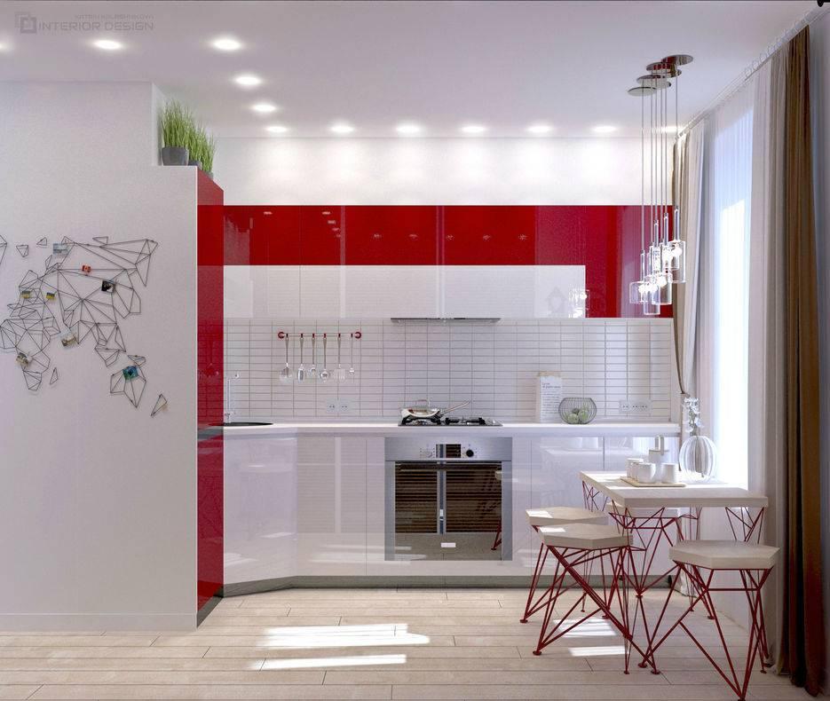 Дизайн черно-белой кухни: советы и примеры по оформлению