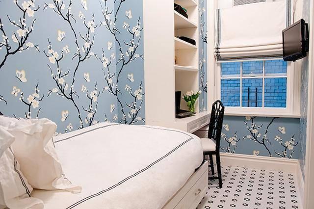 Как визуально увеличить маленькую спальню пошагово