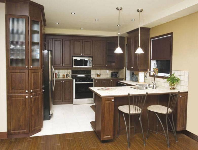 П-образная кухня с барной стойкой (41 фото): выбираем кухонный гарнитур для кухни буквой п, идеи дизайна кухни