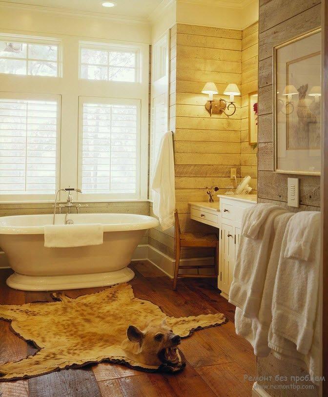 Как сделать деревянный пол в ванной — подготовка и монтаж (видео, фото)