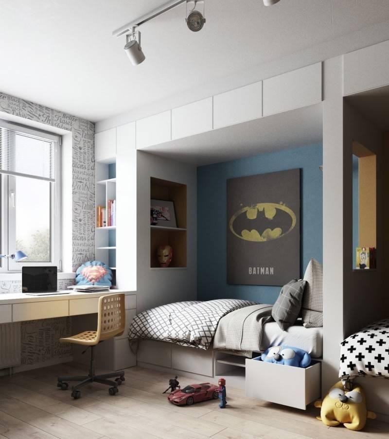 Комната для подростка 12-16 лет (45 фото в квартирах) - подборка лучших идей