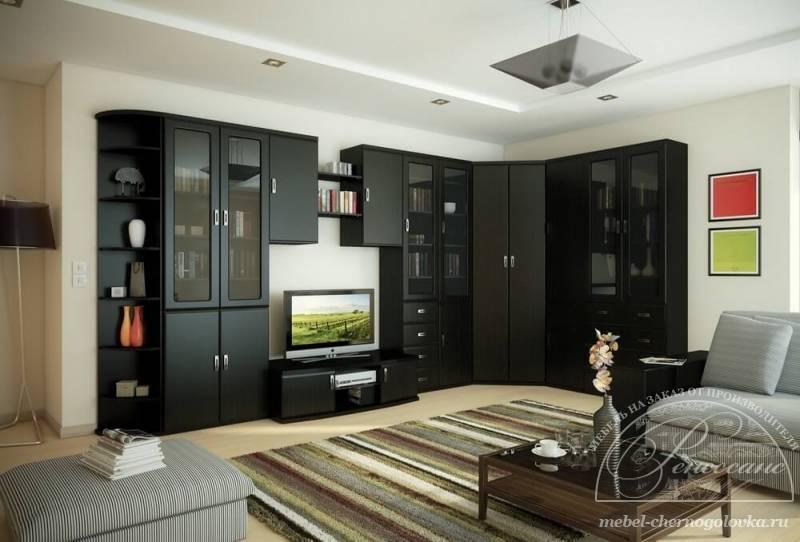 Модульная мебель для гостиной (100 фото): 10 новинок красивых гарнитуров в 2021 году