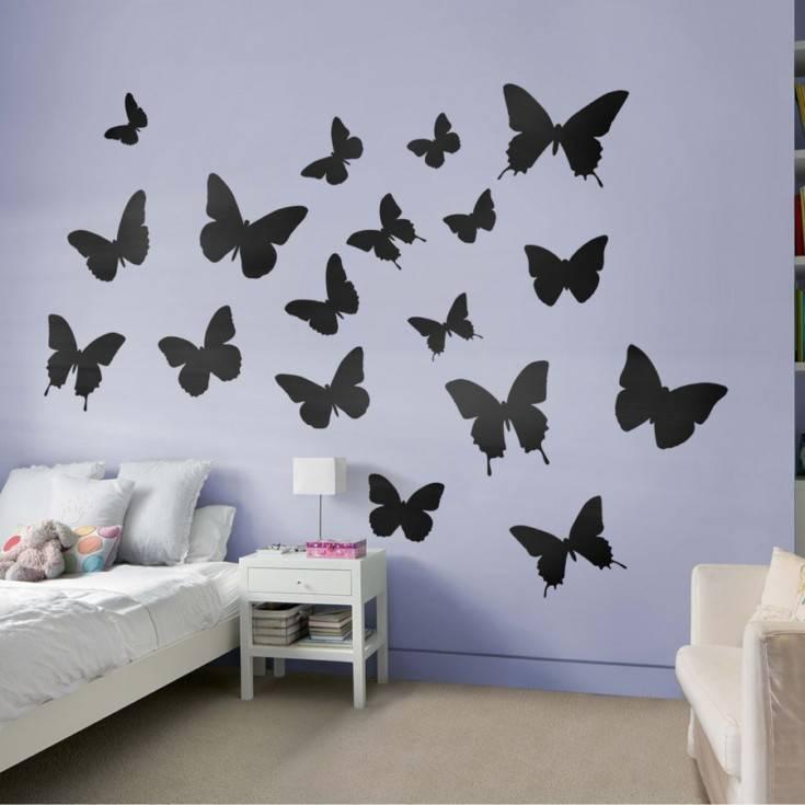 Бабочки своими руками - мастер-класс по изготовлению бабочек из бумаги и ткани (67 фото)