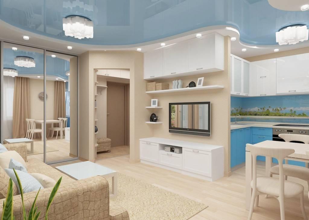 Квартира 55 кв. м: 86 фото, дизайн двухкомнатного и однокомнатного жилья в современном стиле, ремонт, планировка, интерьер, проект