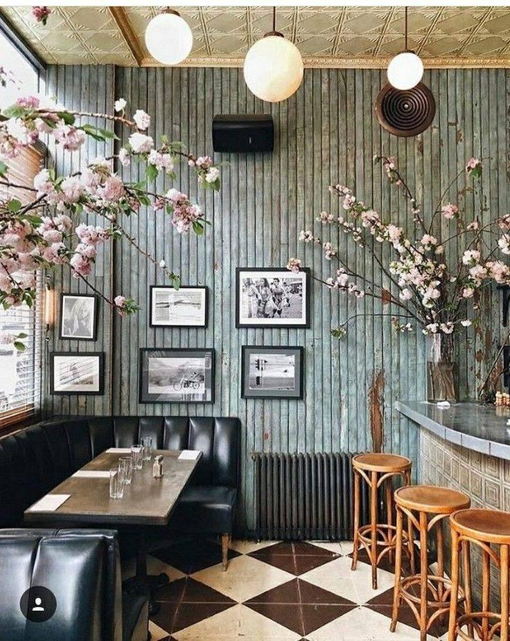Идеи создания дизайна кафе +75 фотографий интерьера