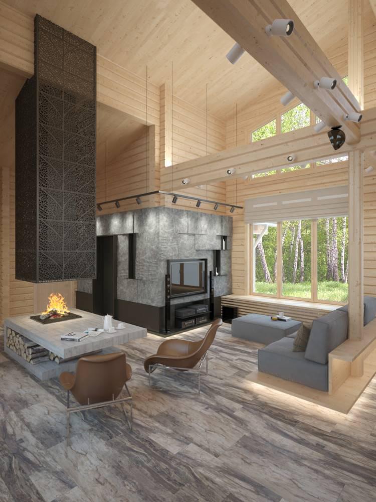 Интерьер частного дома: 90 фото красивых идей оформления