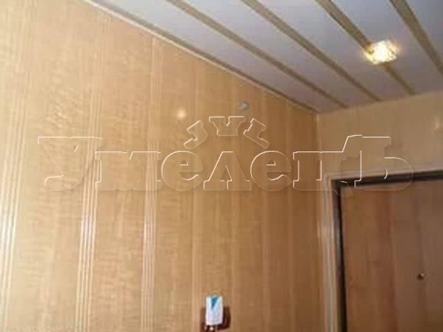 Дизайн потолка в прихожей и коридоре