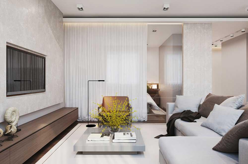 Дизайн интерьера большой квартиры от 60 кв.м. и выше