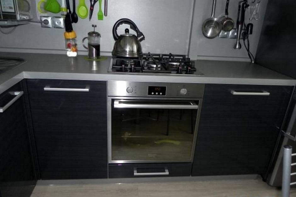 Как расположить духовой шкаф на кухне?