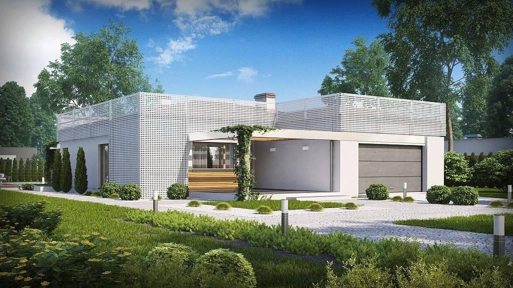 Дом с плоской крышей (+60 фото): достоинства и недостатки, стоимость строительства плоской крыши | дизайн и интерьер