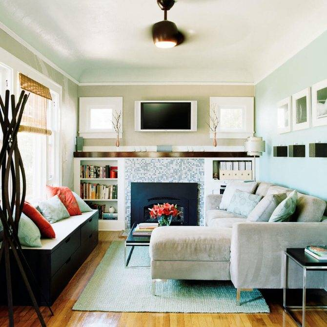 Советы и рекомендации по правильному обустройству гостиной комнаты
