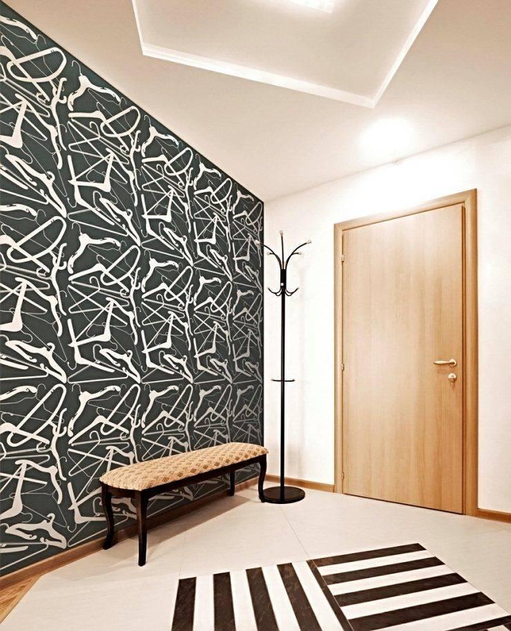 Как поклеить обои двух видов: фото, идеи и варианты для кухни, комнаты отдыха, спальни, прихожей и коридора, а также как можно сделать это красиво и избежать ошибок?