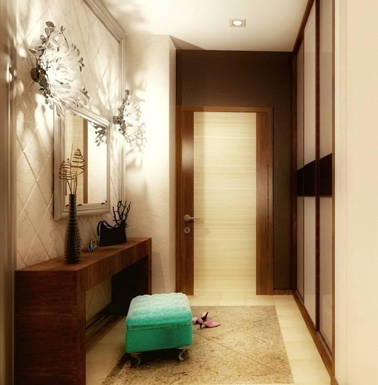 Дизайн коридоров в «хрущевках» (55 фото): интерьер коридора площадью 3 кв.м, размеры прихожей в квартире
