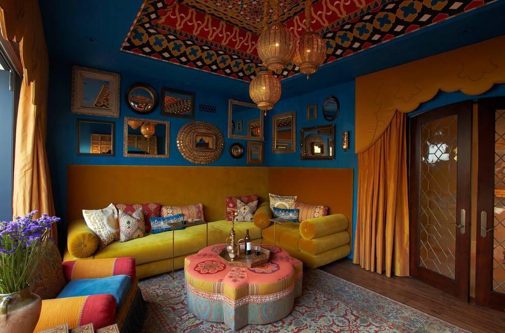Марокканский стиль в интерьере: фото. кухня, спальня и ванная в марокканском стиле :: syl.ru