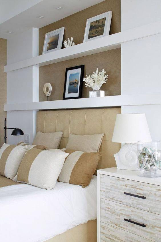 Идеи оформления стен в спальне: 130 лучших фото в интерьере