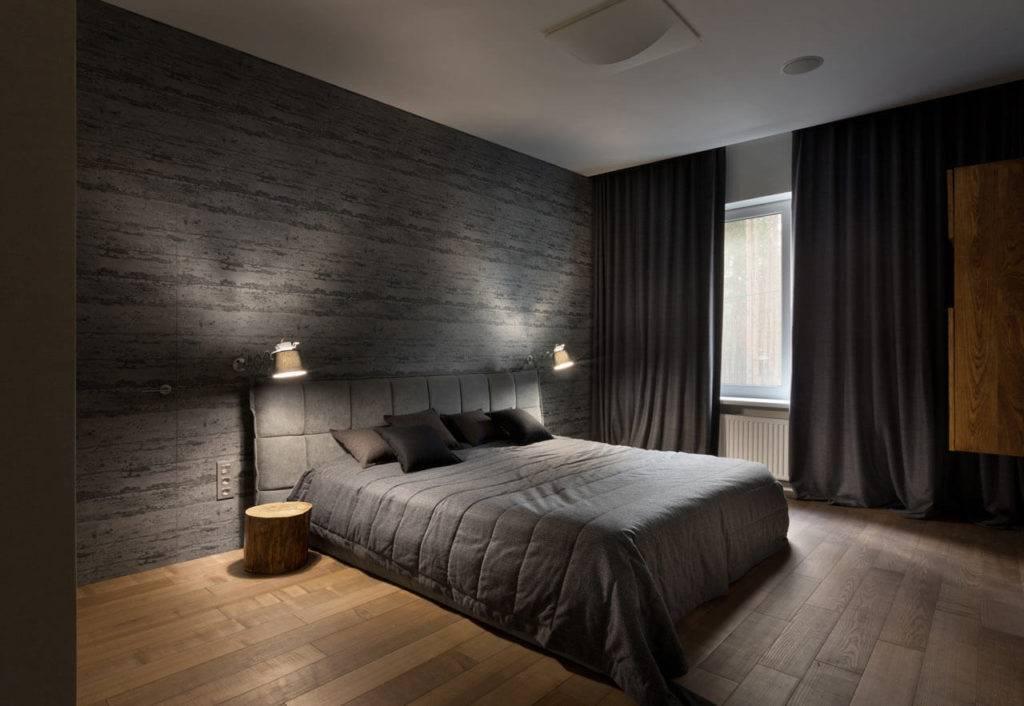 Современные спальни: 105 фото оригинальных дизайнерских идей