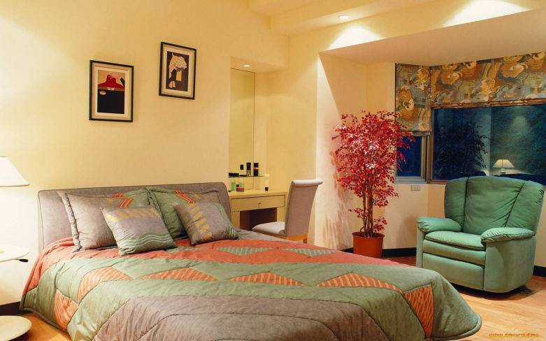 Цвета по фен-шуй - правила и значение цветов для спальни, кухни, гостиной