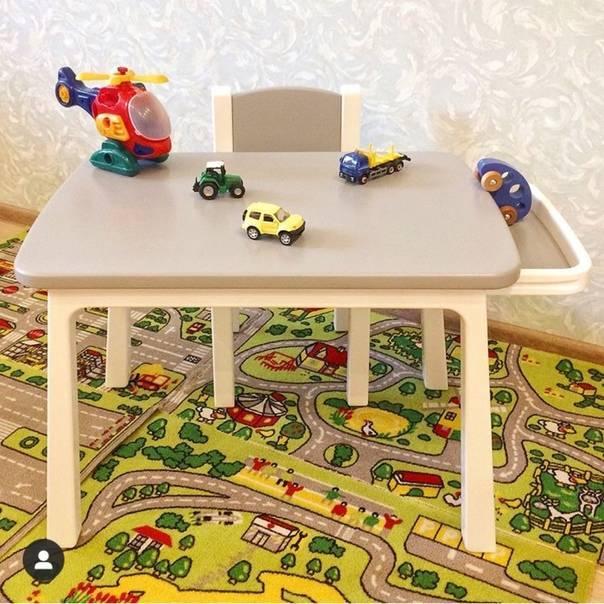 Кухонные столы и стулья для маленькой кухни: секреты выбора
