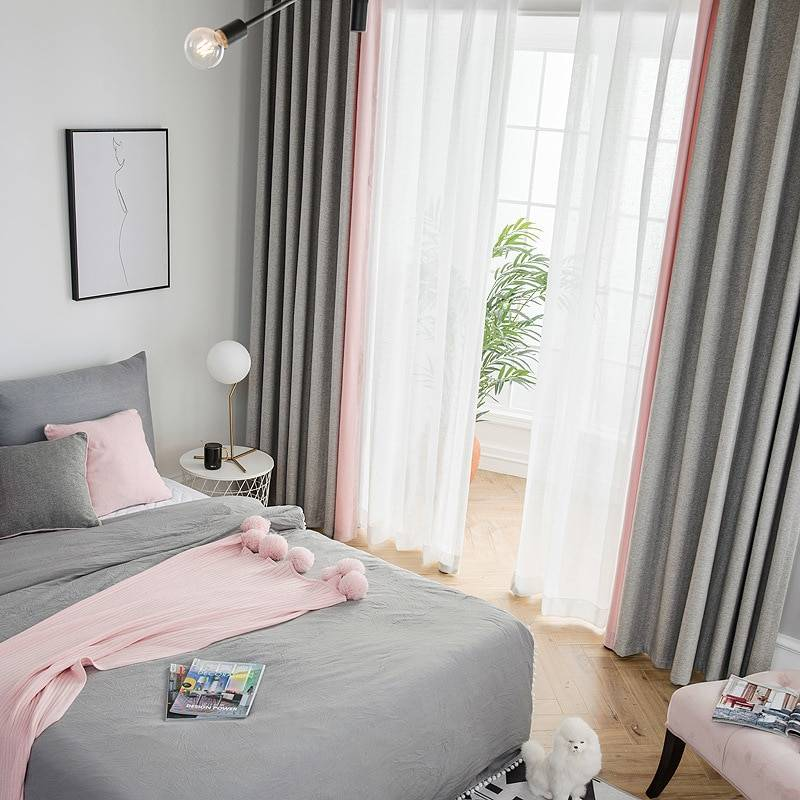 Серая спальня: 100+ фото [сочетания цветов - лучшие идеи 2019]