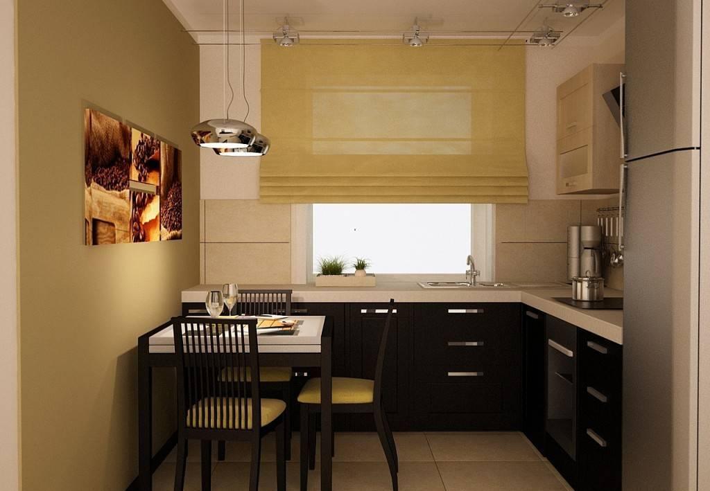 Дизайн кухни 8 кв метров: 80+ фото примеров, оригинальные идеи оформления кухни