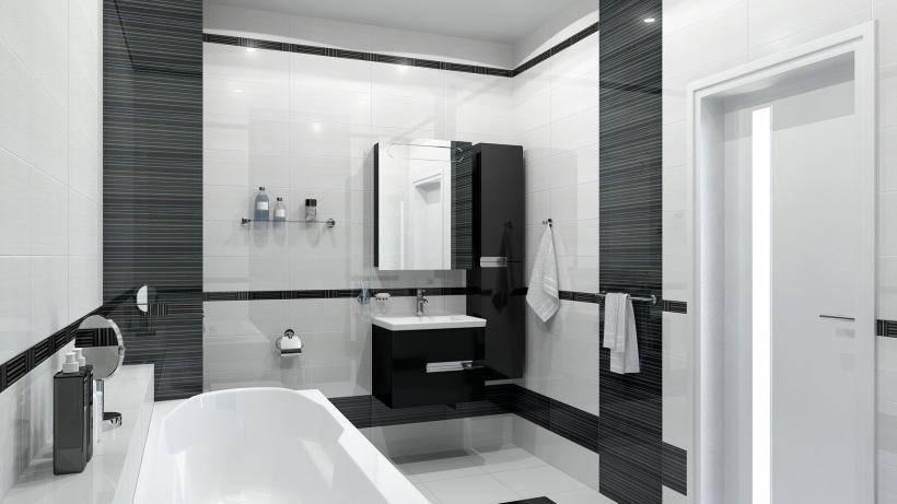 Белая ванная комната (84 фото): дизайн комнаты в белых тонах с яркими акцентами. современные идеи дизайна интерьера маленькой белой ванной со вставками