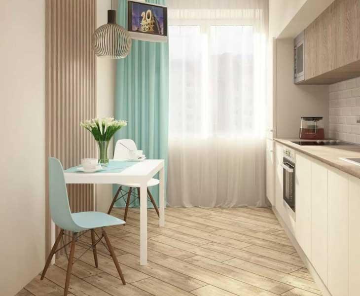 Дизайн кухни площадью 10 кв. метров: создание стильного и функционального интерьера