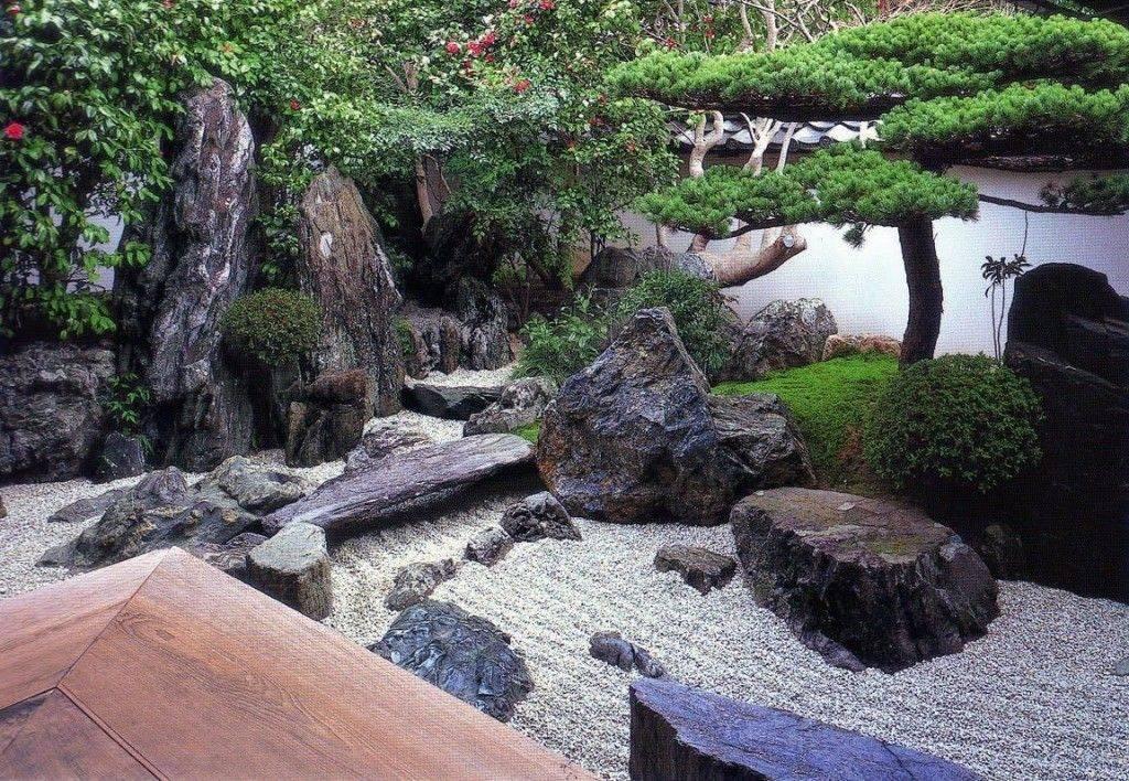 Японский сад – что это такое, история возникновения, образная символика, устройство и правила организация