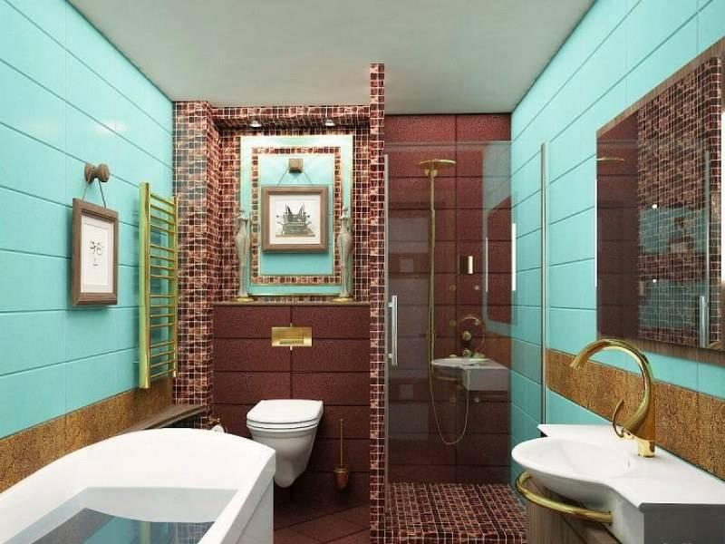 Цвет плитки в ванной — как правильно выбрать цвет, узор и размер плитки для стен и пола (видео + 110 фото)