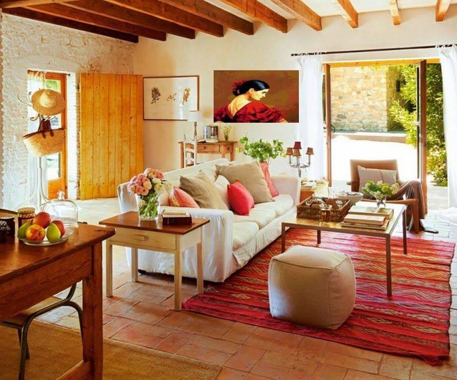 Испанский стиль в интерьере - самые интересные идеи дизайна