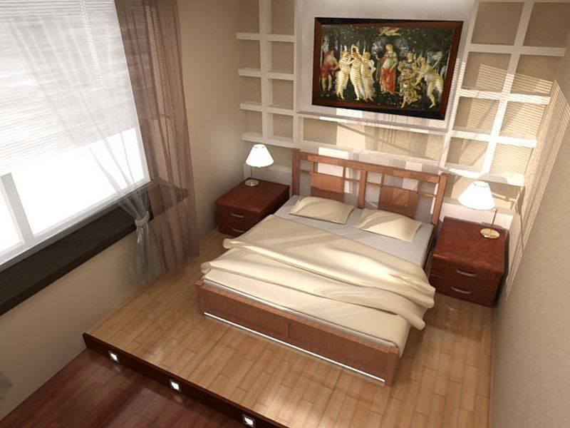 Зонирование гостиной и спальни: варианты дизайна и советы (50 фото)