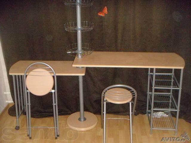 Барная стойка: виды, материалы для изготовления и способы размещения - 18 фото