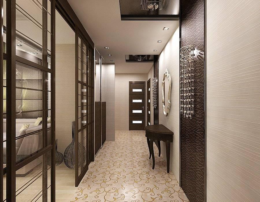 Дизайн коридора вквартире: 7 приемов+69 свежих идей