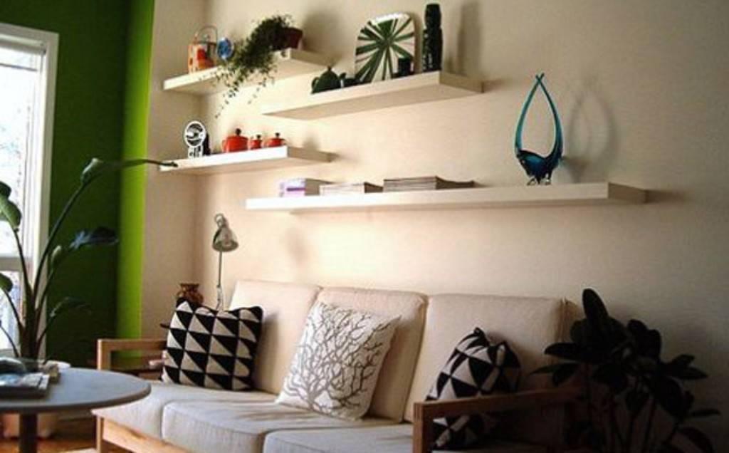 Полки на стену – особенности дизайна, лучшие идеи и варианты оформления (120 фото)